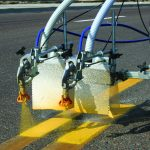 Ride-On Line Markers